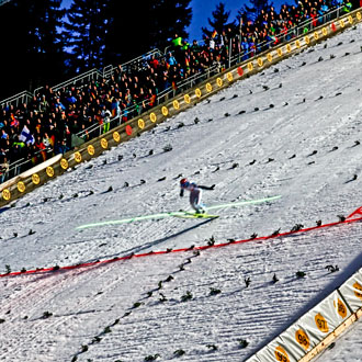 Skisprunglaser